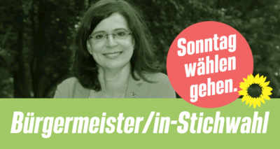 Bürgermeisterin Christina Fleckenstein